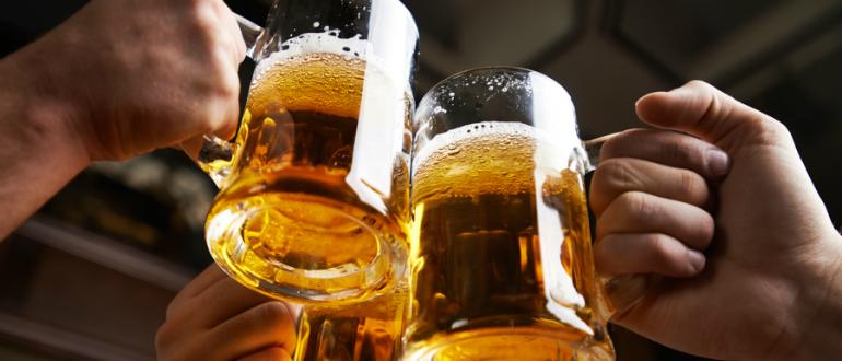 мозговой удар повышает тягу к спиртному
