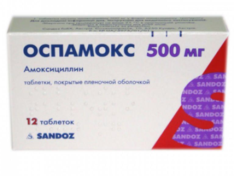 Антибиотики при воспалении легких у взрослых и детей
