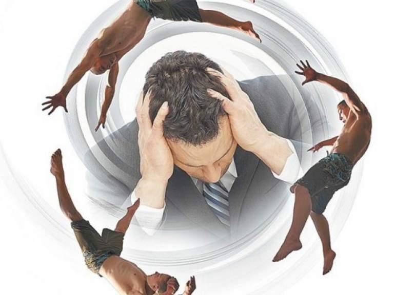 Шейный остеохондроз, и головокружение, страхи и депрессия