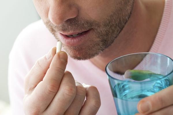 Пить медикаменты