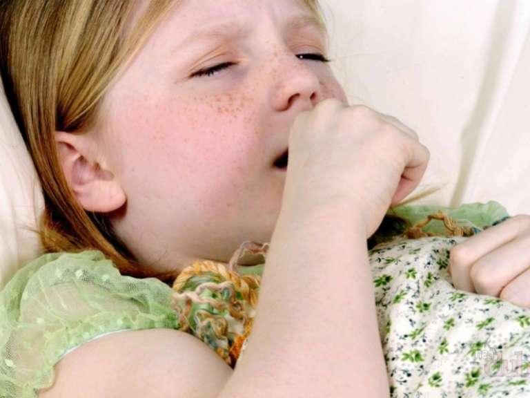 Лающий кашель у ребенка, как лечить