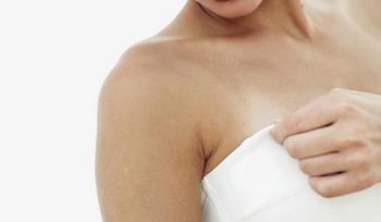 высыпания на груди у женщин