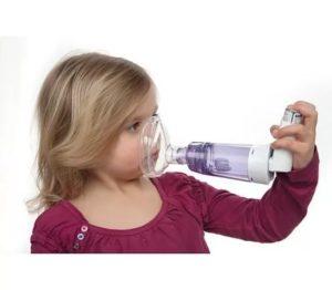Спейсер при астме