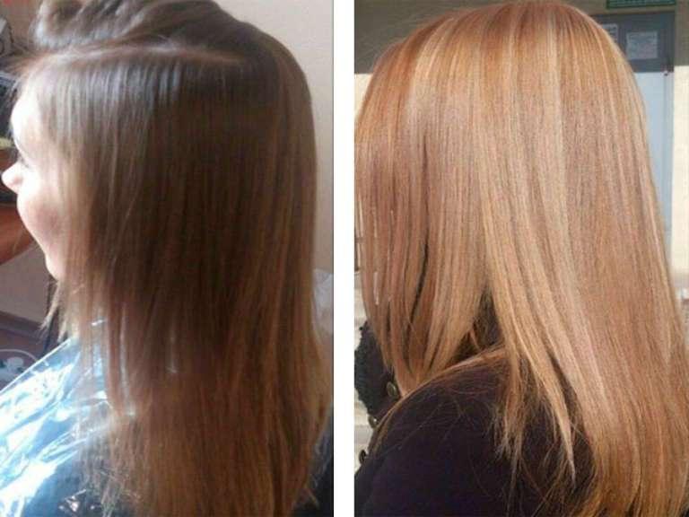 Осветление волос корицей в домашних условиях