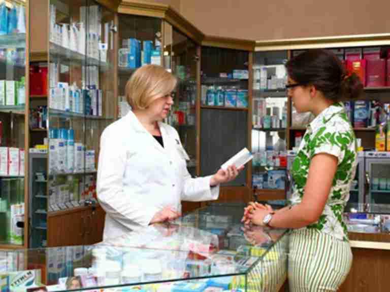 Шампунь от перхоти лечебный в аптеке