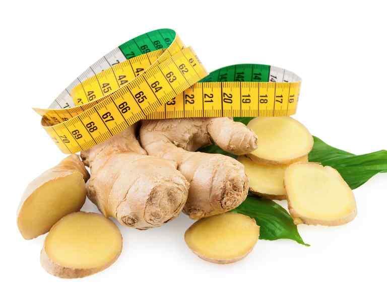 Имбирь, для похудения рецепт, самый действующий способ