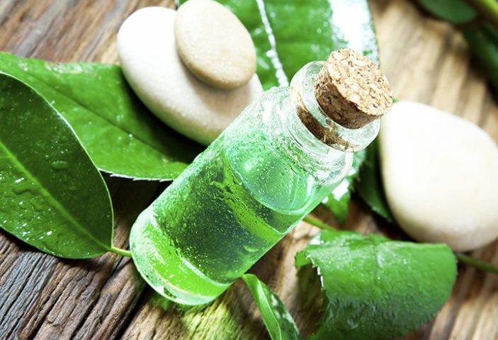 Способы применения масла чайного дерева