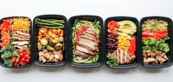 meal prep Заготовка еды на неделю