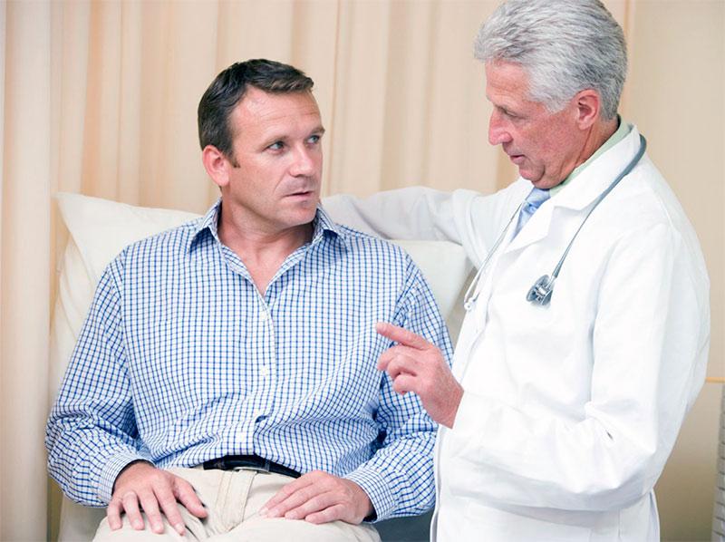 Кондиломы у мужчин – повод обратится в клинику