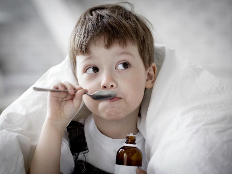 Самые эффективные сиропы от кашля для детей