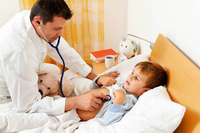 Бронхит, симптомы, лечение в домашних условиях у ребенка