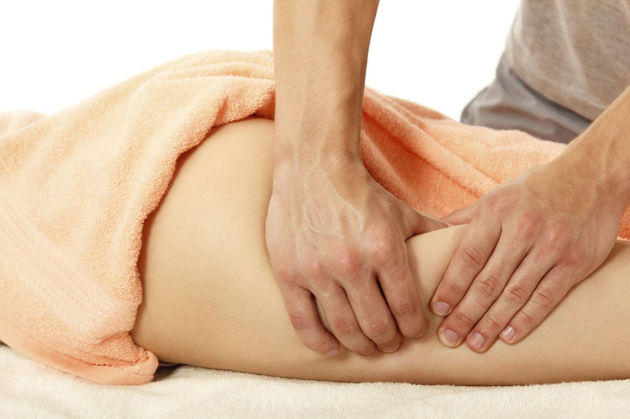Как часто делать антицеллюлитный массаж?