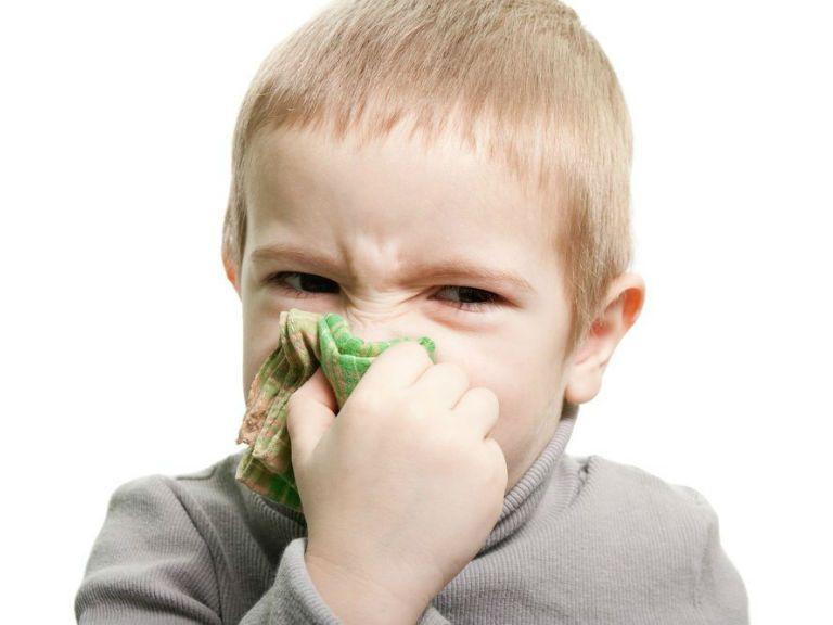 Кашель после гайморита у ребенка, причины и лечение