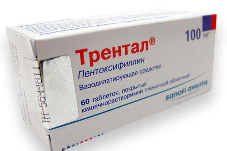 Сосудорасширяющие препараты при остеохондрозе шеи