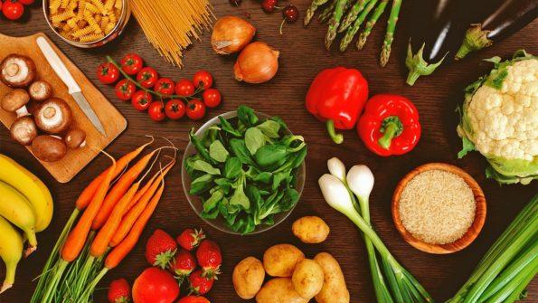 Правильное питание, продукты