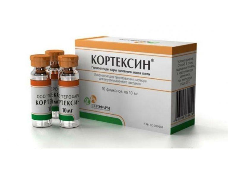 Кортексин, инструкция по применению, цена, отзывы, аналоги