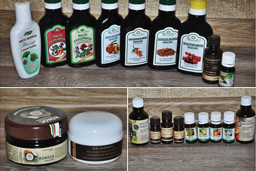 Различия между базовыми и эфирными маслами