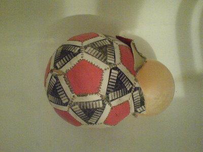 грыжа на мячике
