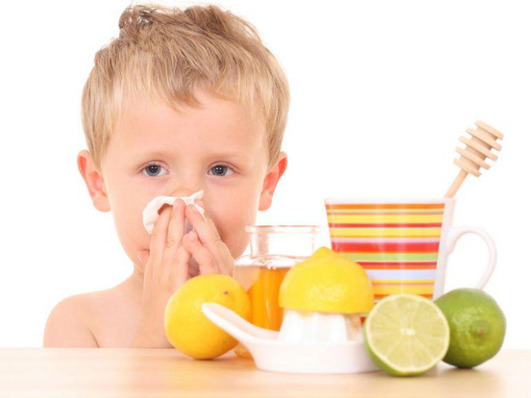 средство от кашля для детей, народное