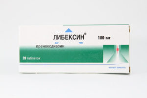 Либексин - эффективный препарат от кашля