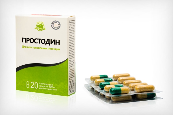 Таблетки Простодин