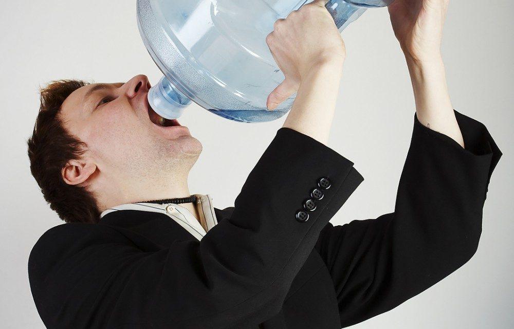 Количество употребляемой воды при себорейном дерматите