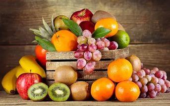 Фрукты в здоровом питании