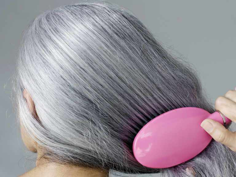Как избавиться от седых волос, домашние маски