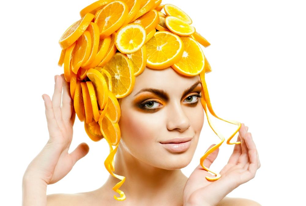 Фруктовая маска для волос