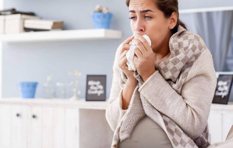 Что можно беременным от кашля?