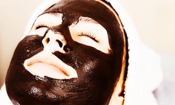 Желатиновая маска для обезвоженной кожи лица