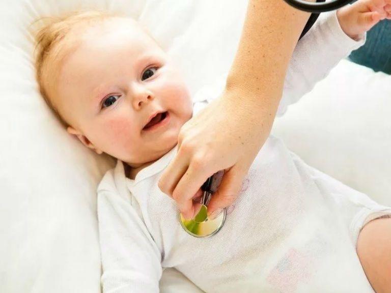 Обструктивный бронхит у детей до года, причины и лечение