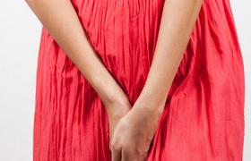 красные пятна на половых губах у женщин