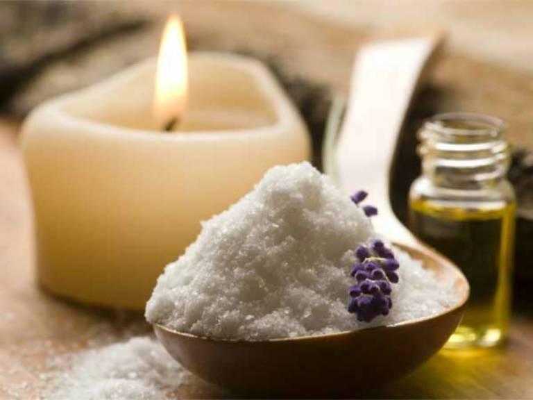 Маски для волос с морской солью в домашних условиях