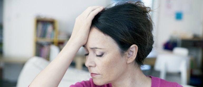 Маркер повышенного риска инсульта у женщин