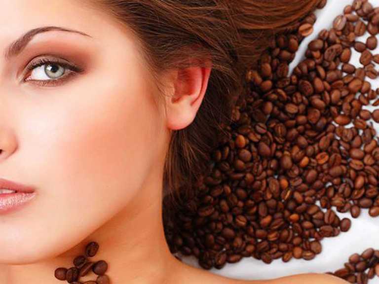 Маска для волос с кофе в домашних условиях