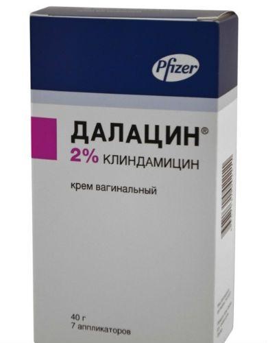 Далацин-крем