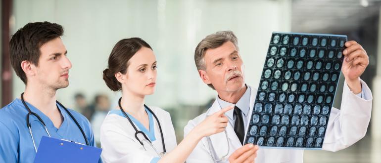 Рак и инсульт