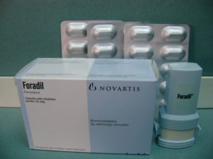 Форадил Аэролайзер показан при астме