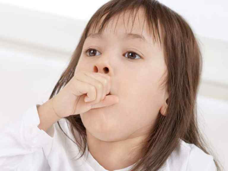 Сухой кашель у ребенка, чем лечить, народные средства