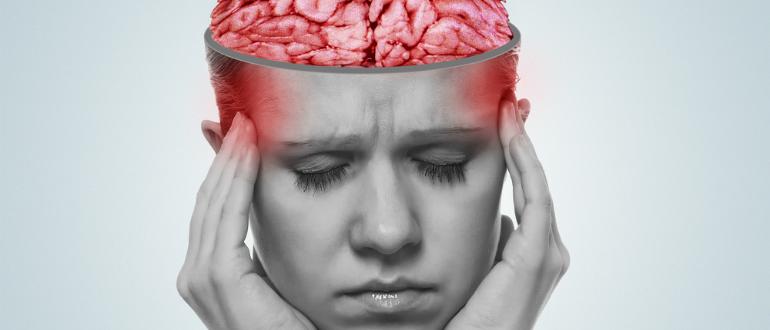 мигрень и инсульт