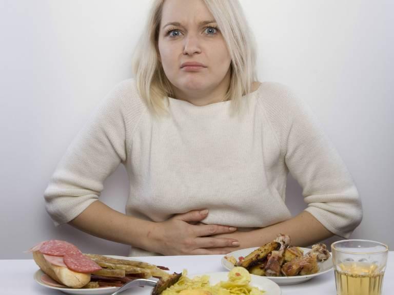 Изжога после каждого принятия пищи, причины