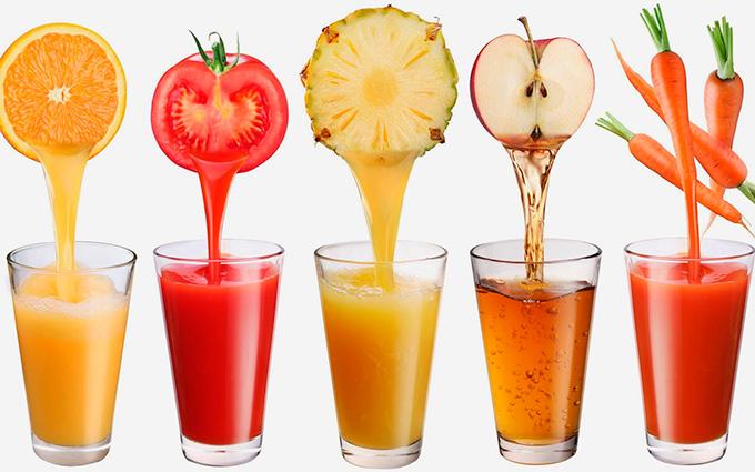 Какие соки при панкреатите можно пить? Можно ли картофельный, томатный или морковный сок?