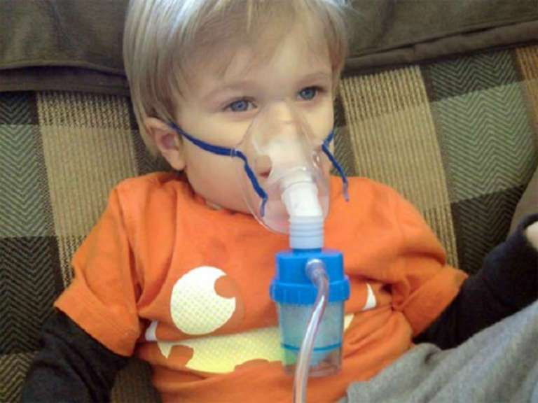 Обструктивный бронхит у ребенка, симптомы и лечение