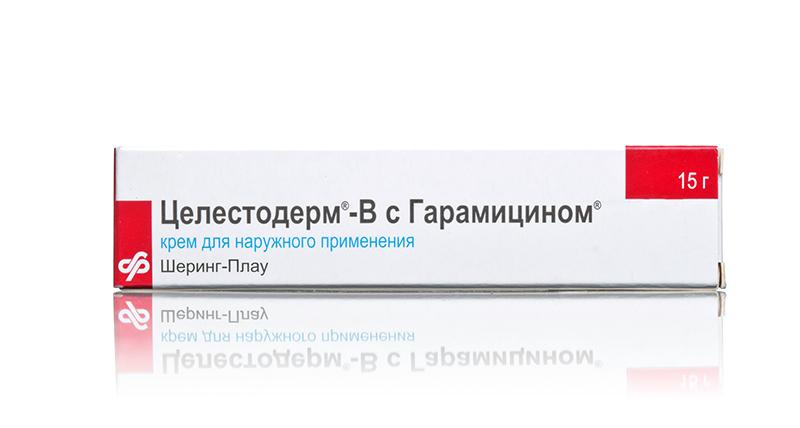 Достоинства гормональных мазей от дерматита. Обзор популярных препаратов