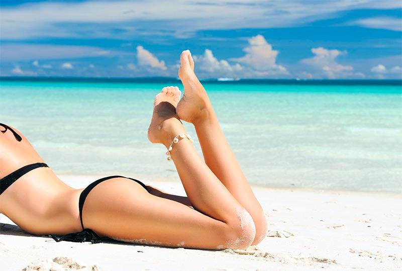Лечение солнечного дерматита. Меры профилактики и правила загара
