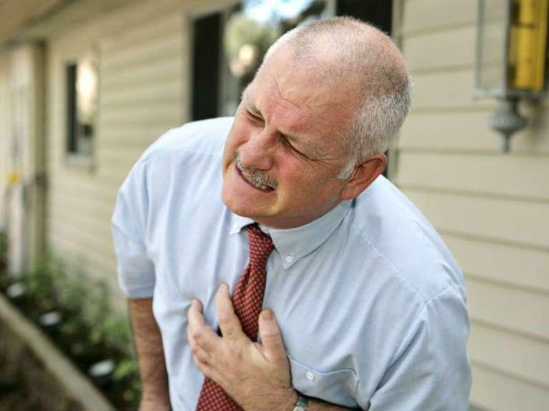 Приступ стенокардии, симптомы, неотложная помощь