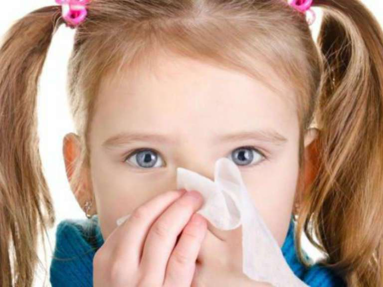 Антибиотики при гайморите у детей, названия, в таблетках