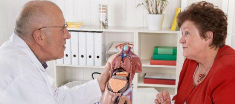 Рак желудка, первые симптомы