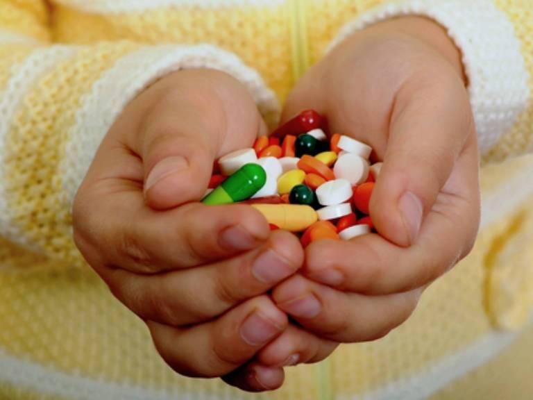 Эффективные таблетки от сухого кашля для детей
